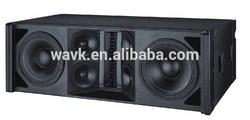 Dynacord cobra-4 Dual 12 inch 1800W big power far throw speaker line array/pro audio line array horn