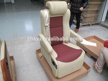 Auto single seat frame for Automotive MPV, motor homes