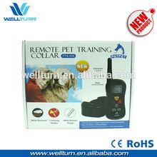 Advance remote dog training collar from China wholesale dog perimeter shock collar vibration dog training collar from China