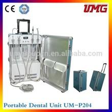 China hot sale dental instrument portable dental unit