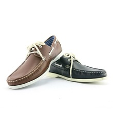 Hot Fashion Casual Boat Shoe New Design 2015 For Men and Boys