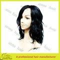 Nuevo diseño de peluca llena del cordón con mejor precio de pelucas delanteras del cordón