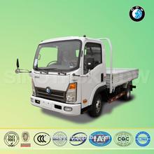 sinotruk cdw 4x2 5 luz ton caminhão de carga