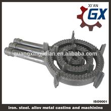 burly cast iron gas burner
