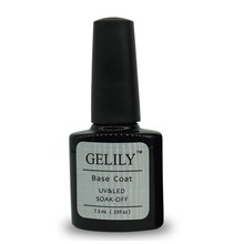 Gado long-lasting Gelily Easy Soak Off Uv Gel Polish Base Coat