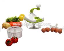 Vegetable Fruit Slicer Better Model Cutter Mini Wonder Slicer Food Processor