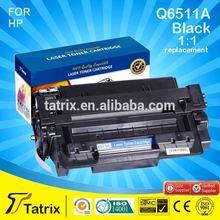 New Empty Toner Cartridge 6511A for Laser jet 2400/2420/2410/2430/ LBP3460