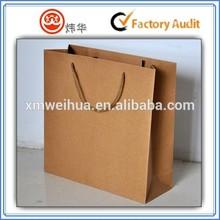 2015 custom kraft paper bag