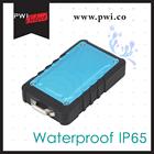 PWIselect IP65 7800mAh waterproof portable power bank