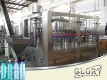 Full automatic distilled water machine
