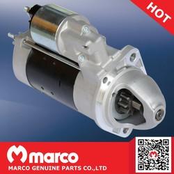 starter motor 0001223016 0001223021 113181 DEUTZ 2.4KW 12V 9T for bosch