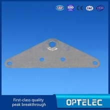 5 holes Yoke plate for cable connecting accessories/cable link fittings