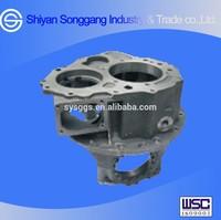 Dongfeng Truck Parts Intermediate axle main reducing gear housing 2502Z33-115