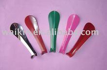 Different Colors Metal Cheap Shoe Horn