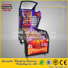 basketball shooting machine game for kids/basketball arcade game machine