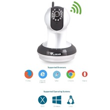 security cameras wireless alarm system HD 10m ir night vision IP Camera wireless wireless digital baby monitor