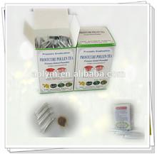 Chinese bee pollen tea and herbal medicine to enlarge penis