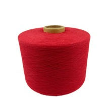 Ne 10s recycled yarn for blanket dyed color for fabric yarn