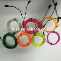 el lighting wire el light wire multi colour el wire wholesale