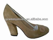 Women leather dress shoes wholesaler