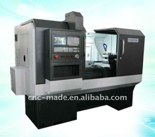 Brand New Spindle Horizontal CNC Lathe Machine with Taiwan Parts