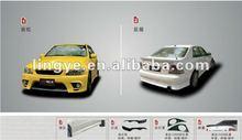 fiberglass body kit for Lexus IS200