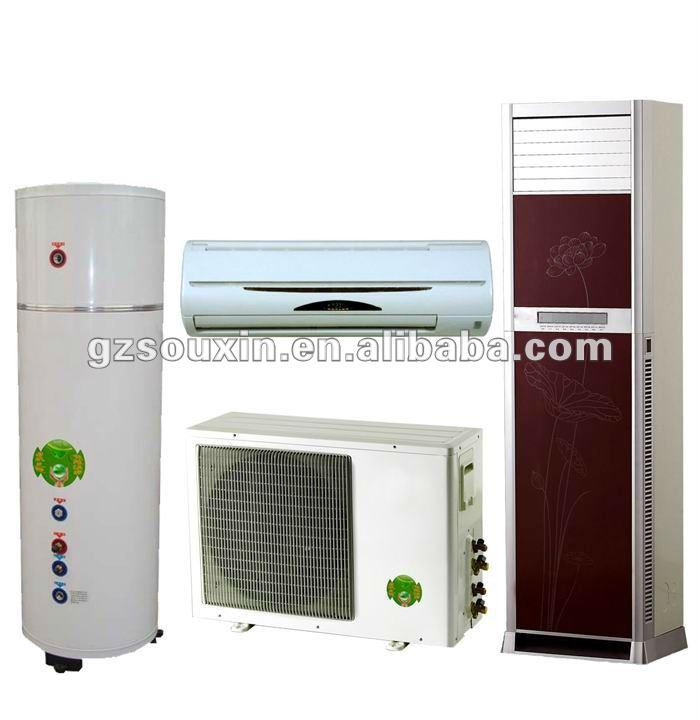ความร้อนเครื่องทำน้ำอุ่นปั๊มกับpanasonicคอมเพรสเซอร์