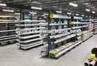 Steel pipe storage rack