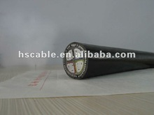 Aluminum Conductor 4 Core 25mm 35mm 50mm XLPE Insulated Steel Wire Armoured Cable