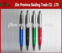 4 color retractable ballpen/ballpen for school/office/plastic ballpen