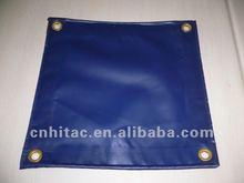 Fire Retardant Resuable PVC Vinyl Blue Tarpaulin