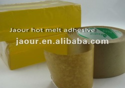 Supply popular hot melt adhesive glue for self adhesive tape