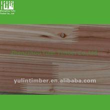 Solid Wood Finger Jointed Panels/Pine/Poplar/Cedar/Paulownia