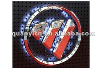 superior quality famous led car logos