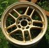 15inch Racing Alloy wheel ISO/TS16949