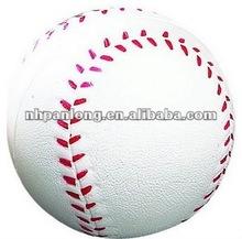 fashionable design anti stress ball stress toy base ball stress balls