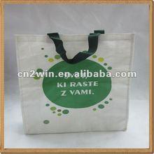 Factory Supplier pp non woven shopping bag(2W-1110)