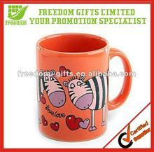 Promotion Customized Ceramic Cup