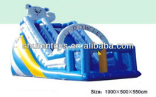 CE approval giant inflatable water slide for adult