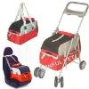 Durable Pet Stroller & Dog Trolley