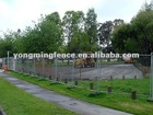 ISO9001 Australia standard chain link fence(manufacture)
