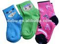 tubo de los niños calcetines de algodón