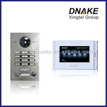 IP-700C3K+IP-700HK5-SIP Video door Phone 700 system