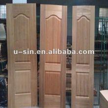 China MDF Molded Veneer Door skin