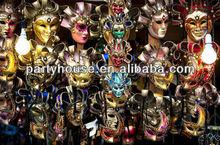 2013 Fashion Colorful Phoenix Mask Italian Venice Mask