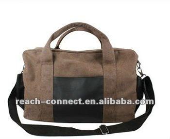 new leather travel bag for men