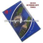5 in 1 Multi Folding cutlery Portable Tableware