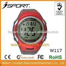 HOT Women Calorie Counter Waterproof Wireless Sport Heart Rate Watch