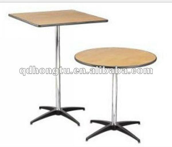 Moderno legno tavoli alti tavolo in legno id prodotto - Tavoli alti bar ...