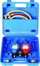hvac tool refrigeration toolAutomotive R134a Manifold Gauges DS-MC01